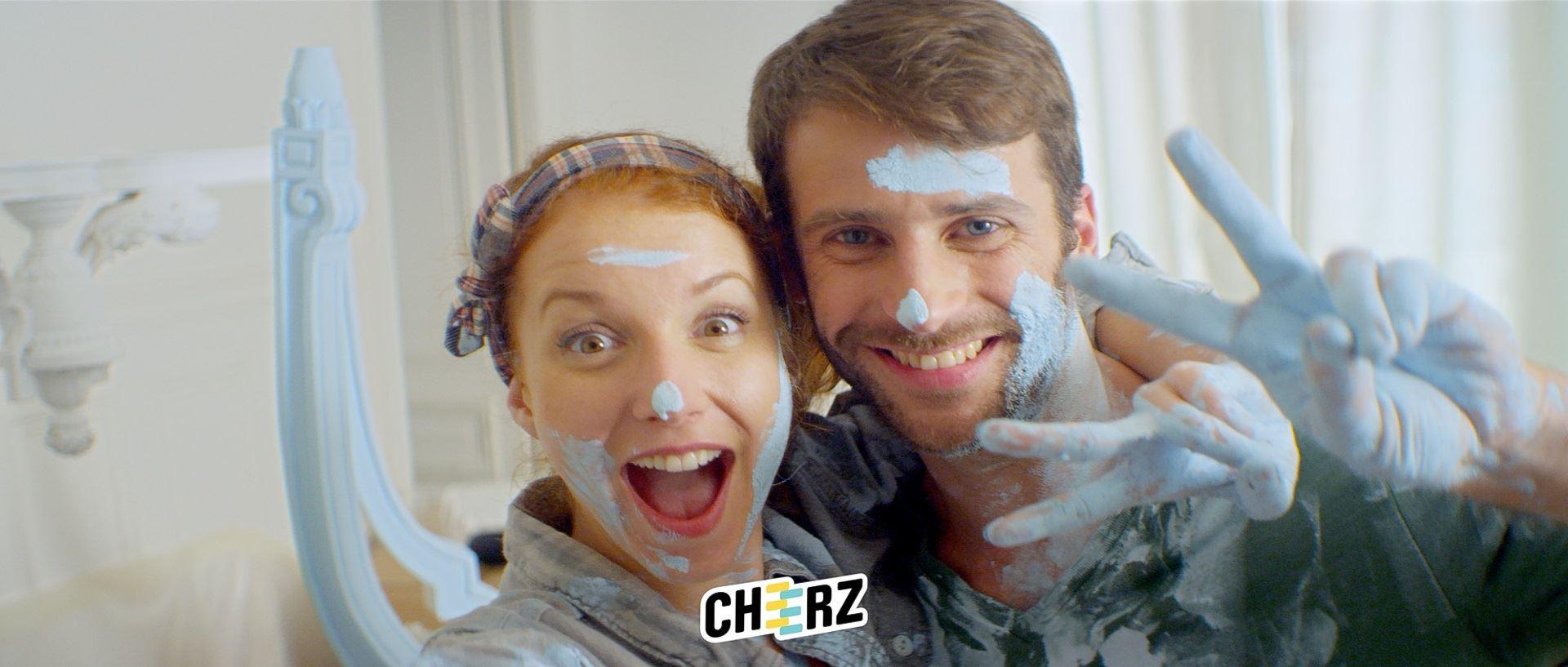 CHEERZ Hors-ECRAN-Agence-conseil-production-publicité-realisation-of-video-paris